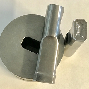Bull Horns 10mm REDBULL Punch Mold Complete Set TDP-5 or TDP-0/1.5