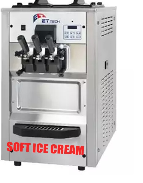 Soft Serve Ice Cream Machine for sale - Lowest prices at MyVitaminPress.com